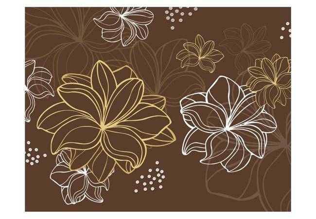 Fototapeta - Autumnal flora
