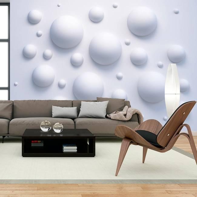 Fototapeta - Bąbelkowa ściana