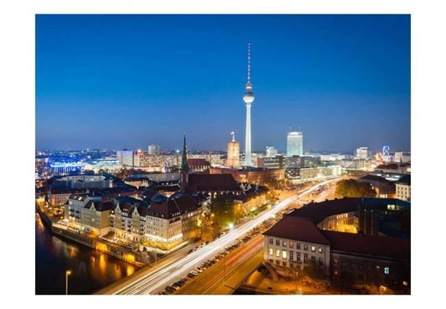 Fototapeta - Berlin by night