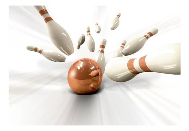 Fototapeta - Bowling