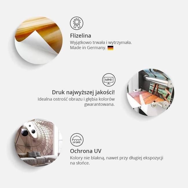 Fototapeta - Cegły i bluszcz