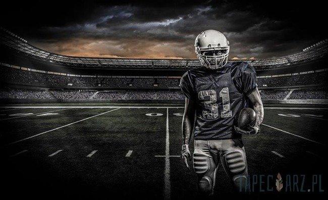 Fototapeta Czarno-biały stadion 1115