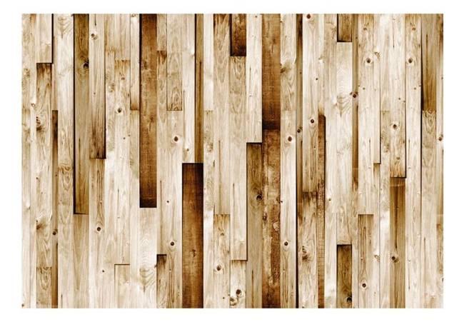Fototapeta - Drewniane deski