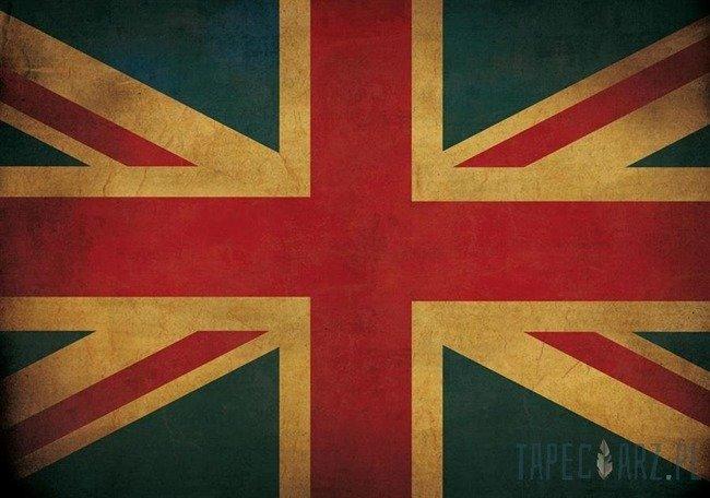 Fototapeta Flaga Wielkiej Brytanii 10677