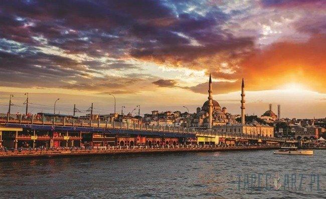 Fototapeta Istambuł 1069