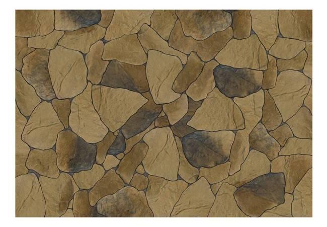 Fototapeta - Kamienne płatki
