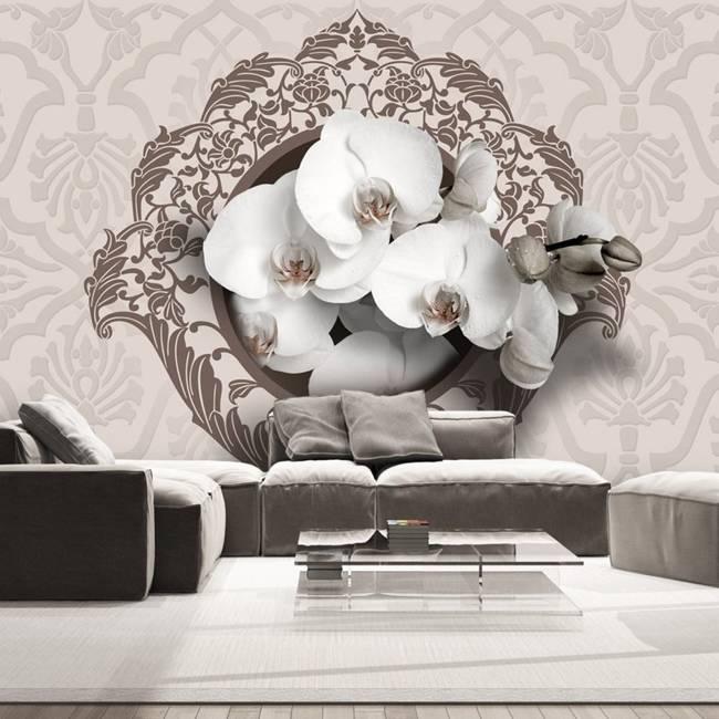 Fototapeta - Królewskie orchidee
