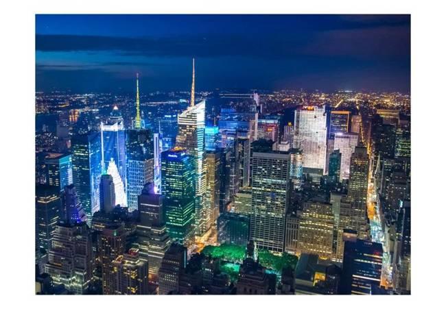 Fototapeta - Manhattan - noc
