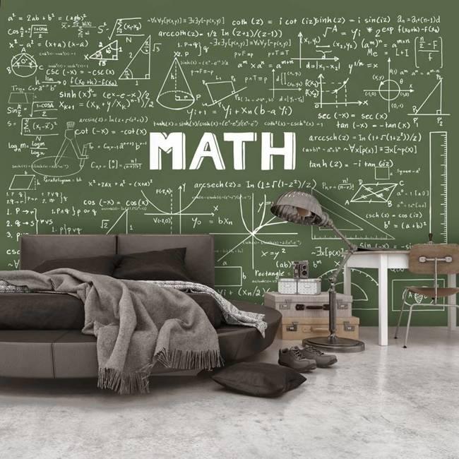Fototapeta - Matematyczne wzory