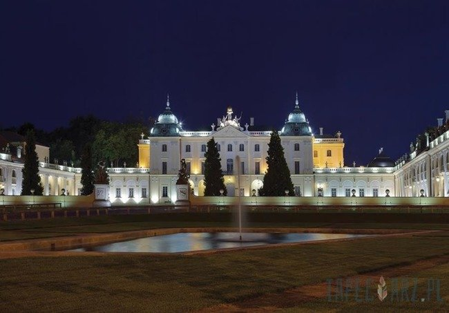 Fototapeta Pałac Branicki 3668