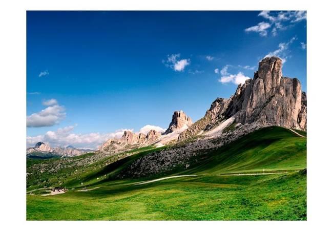 Fototapeta - Passo di Giau - Dolomites, Italy