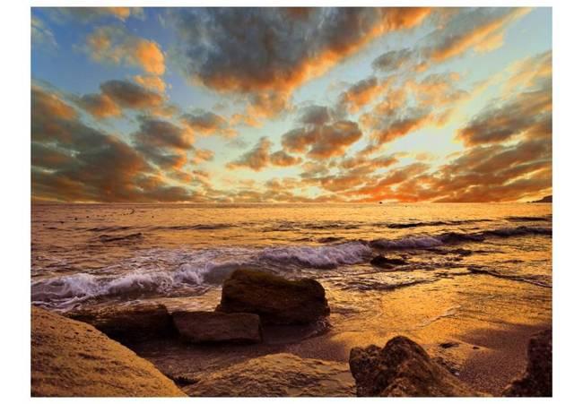 Fototapeta - Pejzaż morski, Turcja