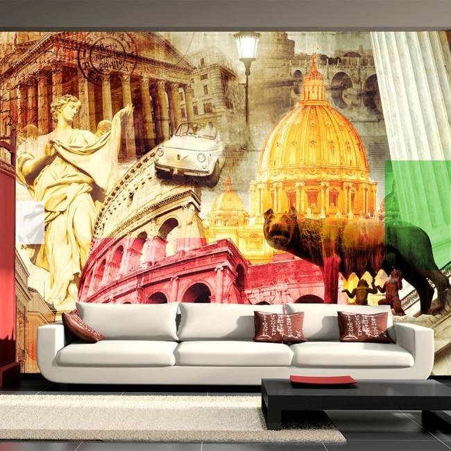 Fototapeta - Rzym - kolaż