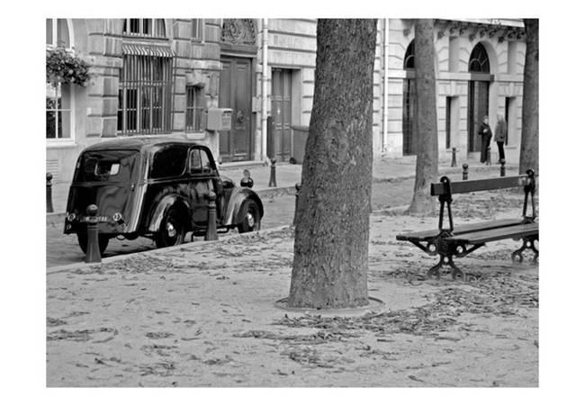 Fototapeta - Spokój francuskich ulic