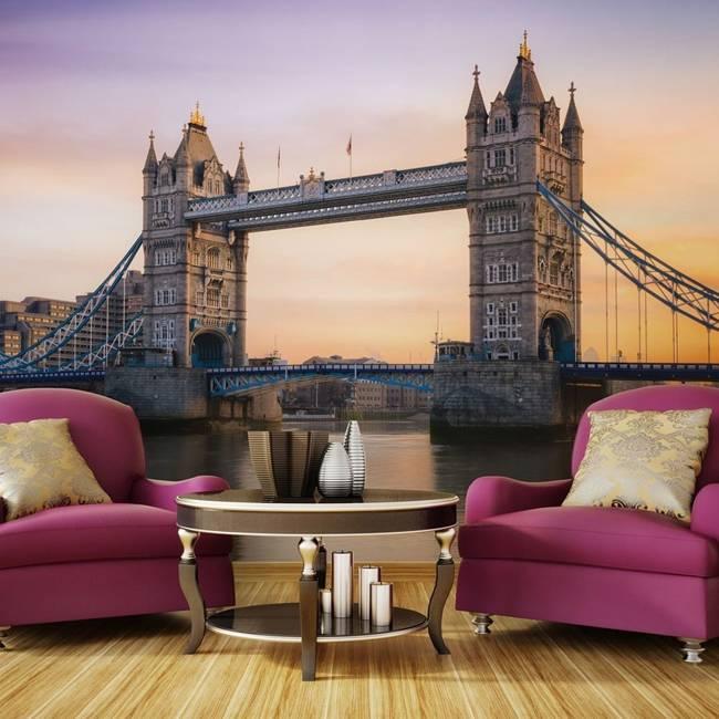 Fototapeta - Świt ponad Tower Bridge