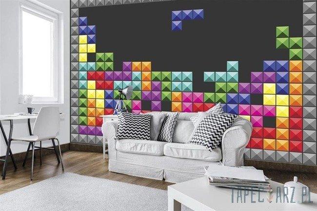 Fototapeta Tetris 3742