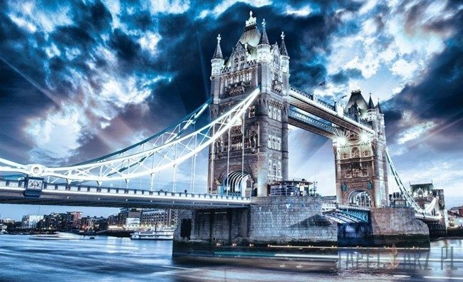 Fototapeta Tower Bridge 847