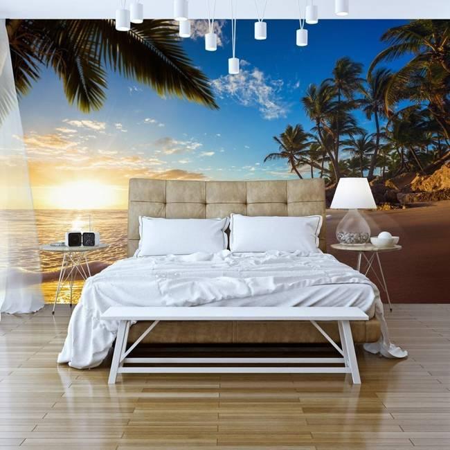 Fototapeta - Tropikalna plaża