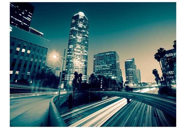 Fototapeta - Ulice Los Angeles