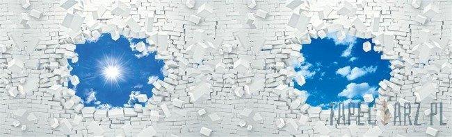 Fototapeta na flizelinie Niebo - abstrakcja 2722VEE