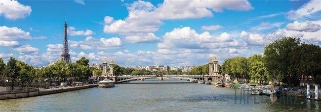 Fototapeta na flizelinie Paryż 2876VEE