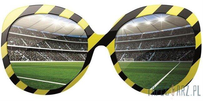 Fototapeta na flizelinie Stadion w okularach 725