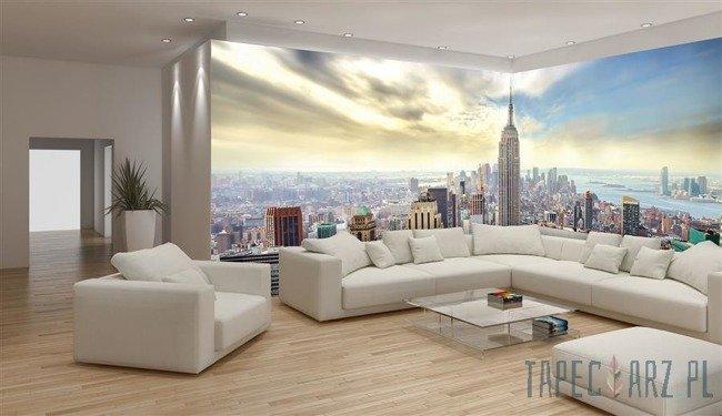 Fototapeta na flizelinie Wielka panorama Nowego Jorku 10160VEE