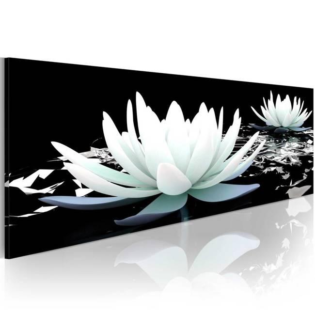 Obraz - Alabastrowe lilie