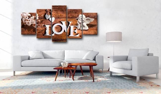 Obraz - Dom miłości
