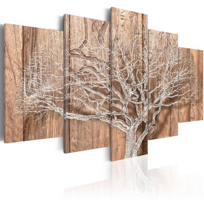 Obraz - Historia o drzewie