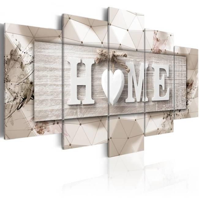 Obraz - Home: Nowoczesna geometria