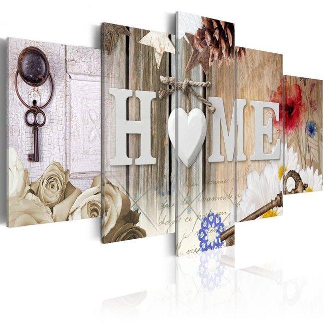 Obraz - Home: Wachlarz rozmaitości