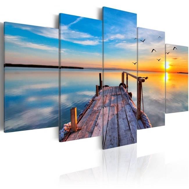 Obraz - Jezioro wspomnień