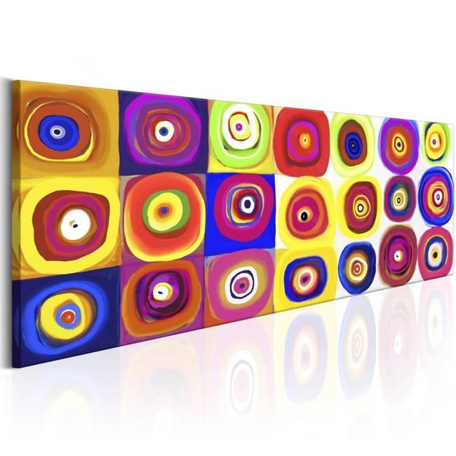Obraz - Kolorowa karuzela