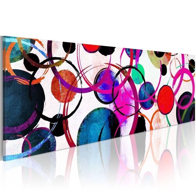 Obraz - Kolorowe koła