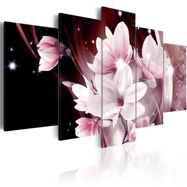Obraz - Kwiatowa muza