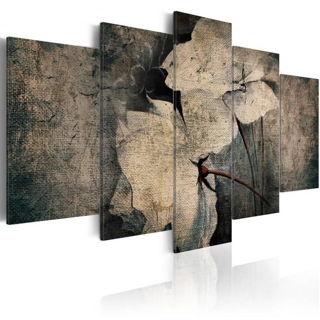 Obraz - Kwiaty melancholii