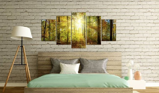 Obraz - Mistyczny Las