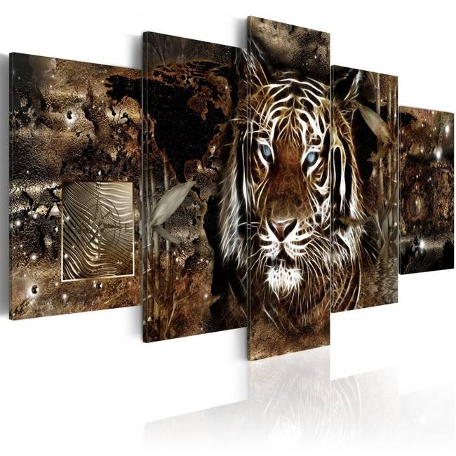 Obraz - Strażnik dżungli
