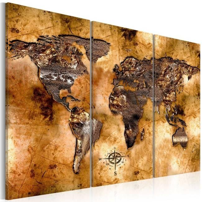 Obraz - Świat w opalizujących odcieniach