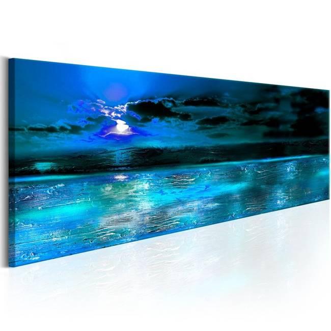 Obraz - Szafirowy ocean