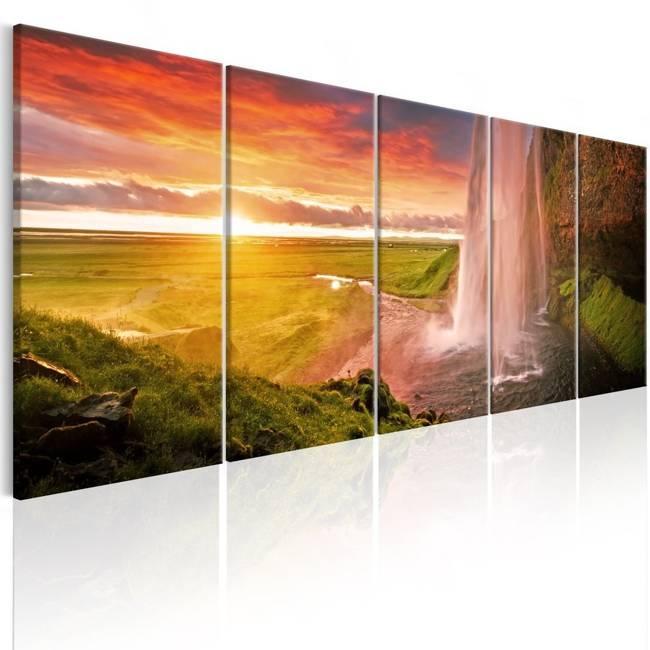 Obraz - Wodospad Seljalandsfoss I