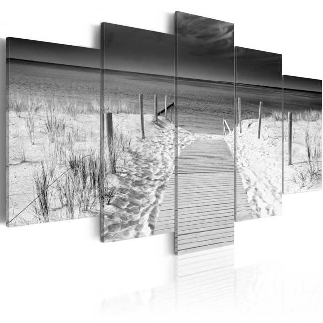 Obraz - Wspomnienie znad morza