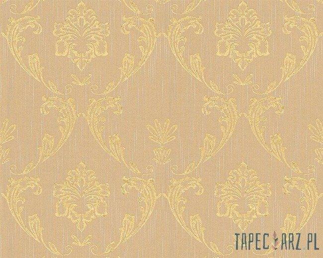 Tapeta ścienna AS Creation 30658-4 Metallic Silk