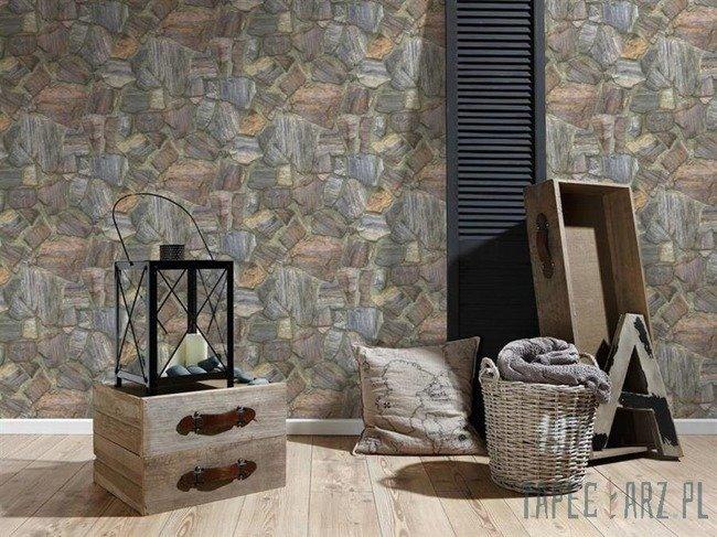 Tapeta ścienna AS Creation 30724-1 Best of Wood'n Stone 2