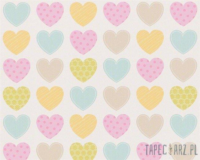 Tapeta ścienna AS Creation 93566-2 BOYS AND GIRLS 6