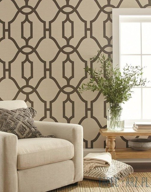 Tapeta ścienna York Wallcoverings ME1551 Magnolia Home 2