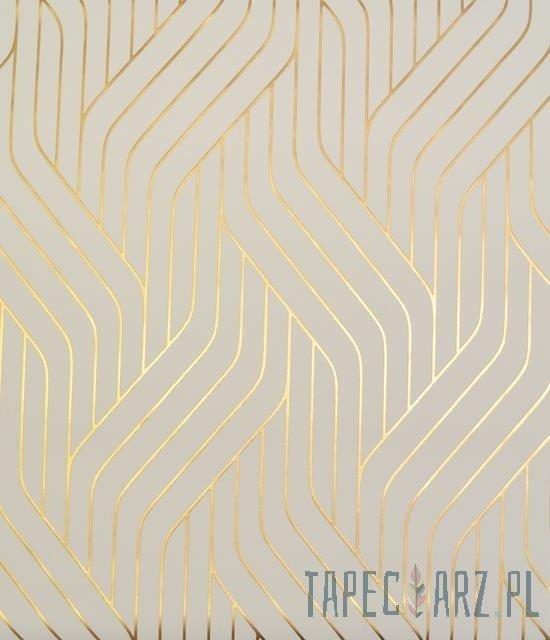 Tapeta ścienna York Wallcoverings NW3517 Modern Metals