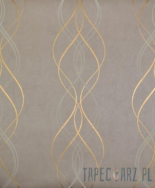 Tapeta ścienna York Wallcoverings NW3552 Modern Metals