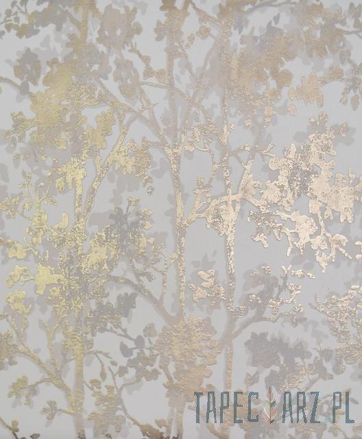 Tapeta ścienna York Wallcoverings NW3583 Modern Metals